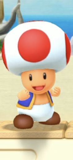 Toad, Mario, Fans, Big, Fictional Characters, Characters, Fantasy Characters
