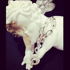 """The perfect gift for an angel. #silverwolfjewellery #silver #wolf #jewellery #angel #thomassabo #wings #heart #cherub #bracelet #pendant #bling #giftidea…"""