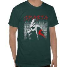 SPARTA T SHIRT