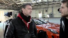 Jaguar presents Ray Stevenson - Behind the scenes - THE KEY by ...