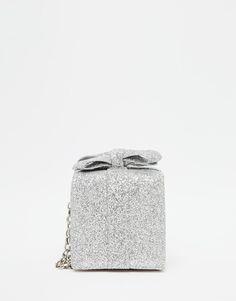 ASOS Bow Box Bag