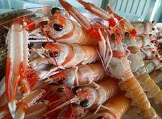 """Cigalas """"tronco"""" de Vélez, del mar a la mesa :) #restaurantes #malaga"""