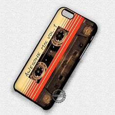 Old Cassette Mixtape Guardians Galaxy - iPhone 7 6S 5C SE Cases & Covers #movie #guardiansofthegalaxy #awesomemixvol1 #phonecase #phonecover #iphonecover #iphonecase #iphone7case #iphone7plus #iphone6case #iphone6plus #iphone6s #iphone6splus #iphoneSE #iphone5case #iphone5c #iphone5s #iphone4case #iphone4s