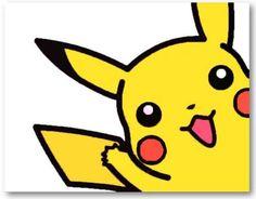 Pokemon Pikachu Hand Painted Canvas | eBay