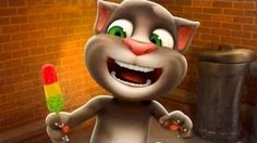Talking Tom and Friends 3 Nursery Rhymes For Children / Cartoon Games Kids 1 TV - added by fingerfamilysong in Best Finger Family Songs 2017