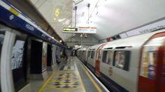 The Tube...Mind the gap!