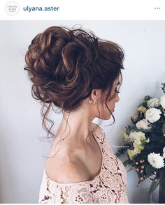 Updo Hairstyles 65 Long Bridesmaid Hair & Bridal Hairstyles For Wedding 2017  Prom