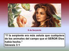 La Serpiente del pecado #biblia #interesante #libros #nuevotestamento #Dios #jesucristo #jesus #viejotestamento