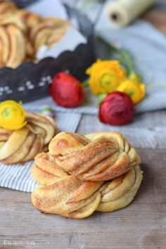 Zimtkringel Rezept fürs Oster Frühstück ♡