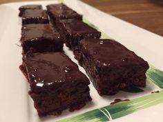 Σοκολατένιο μπράουνι με γλυκοπατάτα