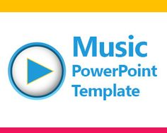 Glossy Gold Powerpoint Template Is A Free Yellow Template For