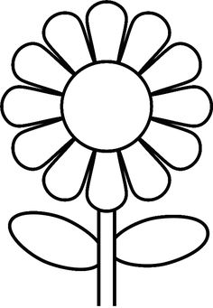 coloring pages peace style daisy - Google Search