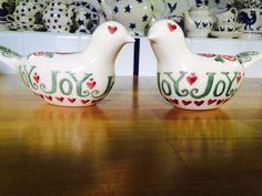 Emma Bridgewater Joy Doves