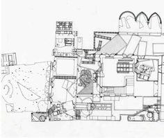 87 Vicky Cristina Barcelona, Presentation, Floor Plans, Drawings, Architecture, Sketches, Drawing, Portrait, Draw