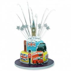 2012 London Cake London