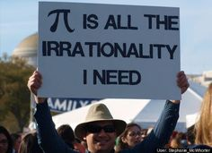 Sciency protest signs