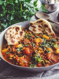 Aloo Matar, le curry indien végétarien | Petit Bec Gourmand