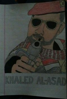 "Khaled Al-Asad - Call of Duty 4:Modern Warfare  When i end it,my first though was:""I think Al-Asad wasn't too young when killed Al-Fulani,hehe"",because come on i made him like 15 years younger than how it is in the Game,haha."