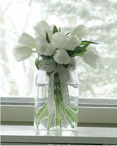 The 167 best white fresh flowers images on pinterest in 2018 fresh flowers white flowers vase tulips detail interior interieur tulips flowers design interiors mightylinksfo