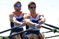 Olympics Day 1 - Rowing