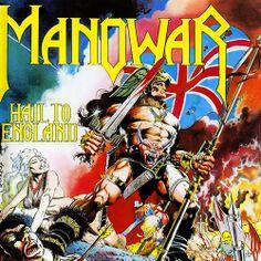 manowar album covers | Manowar - Hail To England - Caponas - Capas de CD : Cover Art