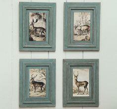 Framed Deer Pictures | Deer Pictures Buck