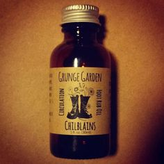 Chilblains Foot Rub Oil by GrungeGardens on Etsy