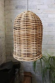 Tired of the same types of boring lights? Fat Shack Vintage stocks a range of industrial, modern and vintage lights for your home or business. Thick Light, Light, E27 Light Bulb, Rattan Shades, Vintage Industrial Lighting, Pendant Light, Rattan Pendant Light, Hanging Lights, Ceiling Rose