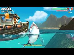 Hungry Shark World - Ubisoft - Best Android Game + gameplay - Andrasi.ro