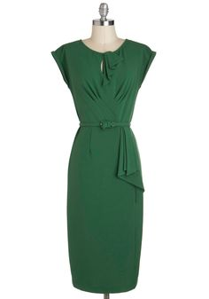 9d2dc9c696 Once and Conifer All Dress by Stop Staring! - Green