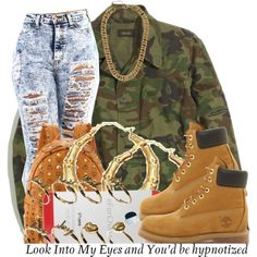 Fashion Killa ., created by trillest-queen on Polyvore