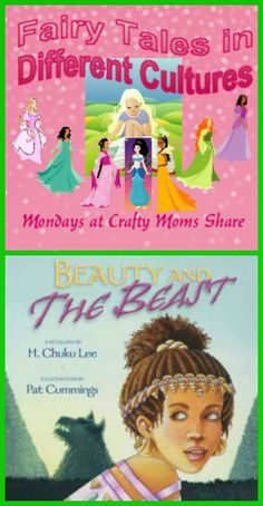 Crafty Moms Share: Fairy Tales in Different Cultures: Beauty and the Beast Multicultural Activities, Family Activities, Nursery Ryhmes, Reading Genres, Kids Reading, Stories For Kids, Book Lists, Family Life, Beauty And The Beast