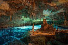 Drachenhöhle Mallorca Gaudi, Snorkeling, Hotel Mallorca, Der Ludwig, Group Meditation, Grands Lacs, Digital Ocean, Hollow Earth, Mystical World