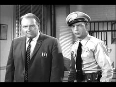 The Andy Griffith Show S03E15 Barney and the Governor.....Barney with mayor Stoner.