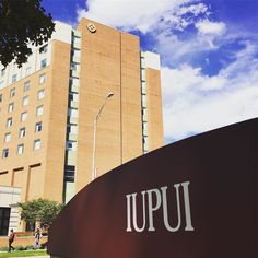 From our friends at IUPUI  @iupuiadmissions - What a wonderful day to get out of the dorms and onto campus! #dormlife #imajaguar #indianapolis #goviewyou