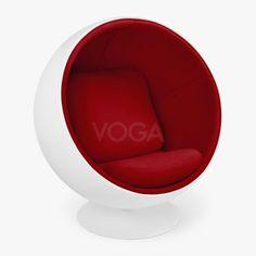 Ball Chair & Eero Aarnio Ball Chair Kugelsessel (1966) | 1960u0027s ART | Pinterest ...