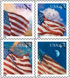 First Class Stamp Us Postal Service Pony Express Collecting Going