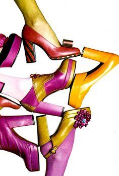 TatiTati Style ❤️ Footlights of 1972