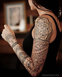 Remarkable Sleeve Tattoos That Are Prettier Than Clothing