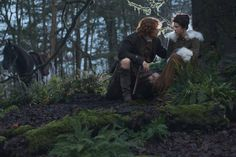 In Forest - Jamie and Claire