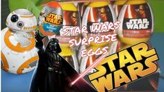 玩具 驚喜 蛋 ΕΚΠΛΗΞΗ 18 STAR WARS EGGS UNBOXING WITH BB8  بيض, مفاجأة, اللعب ... TODAY WE ARE GOING TO UNBOX 18 STAR WARS SURPRISE EGGS WITH CANDY AND TOYS, WITH OUR FRIEND BB8 FROM STAR WARS.   BUY THE SURPRISE EGGS HERE: (AFFILIATE) : https://goo.gl/lrlYn7  BUY BB8 HERE (AFFILIATE) : https://goo.gl/cvaMii AND HERE https://goo.gl/D8Q4Cc  ΑΥΓΑ ΕΚΠΛΗΞΗ STAR WARS  ΜΕ TO BB8 UNBOXING ΜΕ ΑΥΤΟΚΟΛΛΗΤΑ ΚΑΙ ΠΑΙΧΝΙΔΙΑ STAR WARS & BB8 ROBOT SURPISE OEUFS AVEC JOUETS ET AUTOCOLLANTS STAR WARS & BB8 ROB