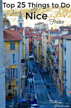 Whether your visiting the French Riviera for a day or a week, Nice should be on your list to explore. See our locals guide of things to do in Nice, France.