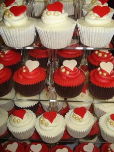Image detail for -Wedding cupcakes