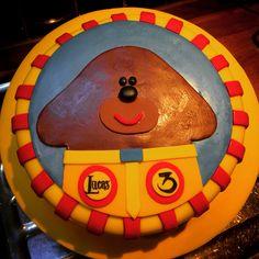 Hey Duggie 3rd Birthday Cake