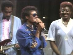 James Brown and B B King Live - One Special Night - YouTube