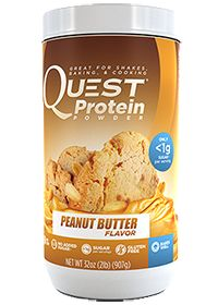 We've transformed casein and whey protein isolates into impossibly delicious flavors that are distinctly Quest. Shake up Quest Protein Powder with of water for a decadent post-workout shake or use it as a ingredient swap to transform a carb Quest Protein Powder, Quest Nutrition, Food Nutrition, Nutrition Guide, Workout Protein, Best Protein, Milk Protein, Protein Foods, Peanut Butter