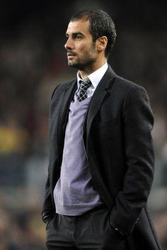 Josep Guardiola i Sala (Sampedor, Barcelona, 18 de enero de 1971), conocido como Pep Guardiola o simplemente Guardiola, es un ex futbolista y entrenador español.
