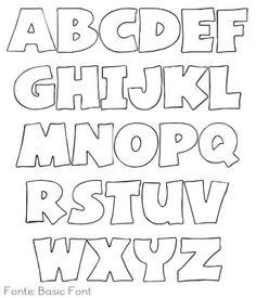 moldes de letras do alfabeto em feltro                                                                                                                                                     Mais