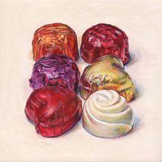 Prints & Original Paintings by JoelPenkman Joel Penkman, Food Illustrations, Illustration Art, Food Painting, Color Pencil Art, Still Life Art, Food Drawing, Food Art, Giclee Print