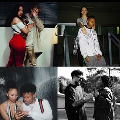 Who's Your Favorite SA Hiphop couple? Hiphop, African, Couples, Music, Musica, Musik, Hip Hop, Couple, Muziek